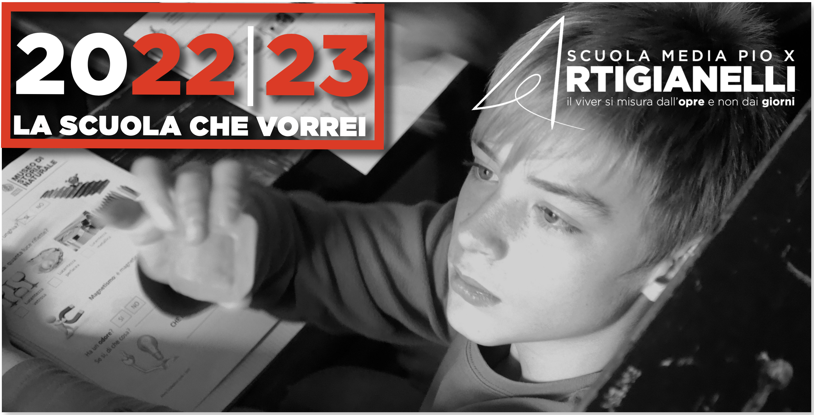 2022|23 La scuola che vorrei
