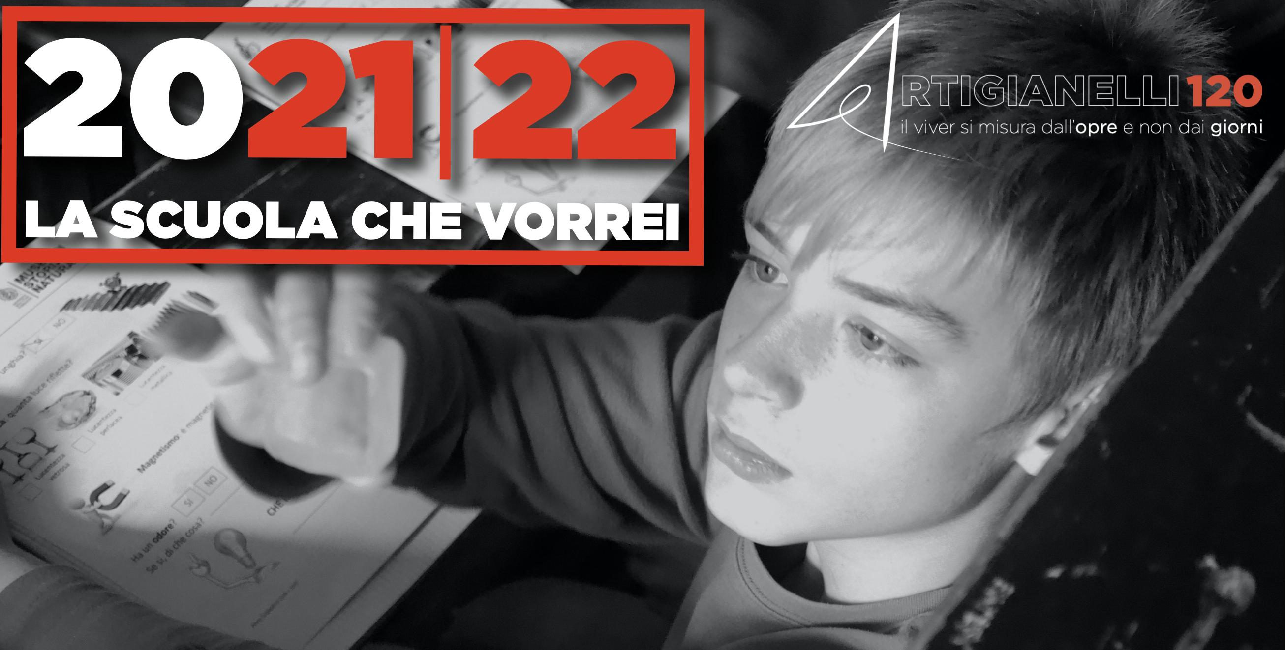 2021|22 La scuola che vorrei